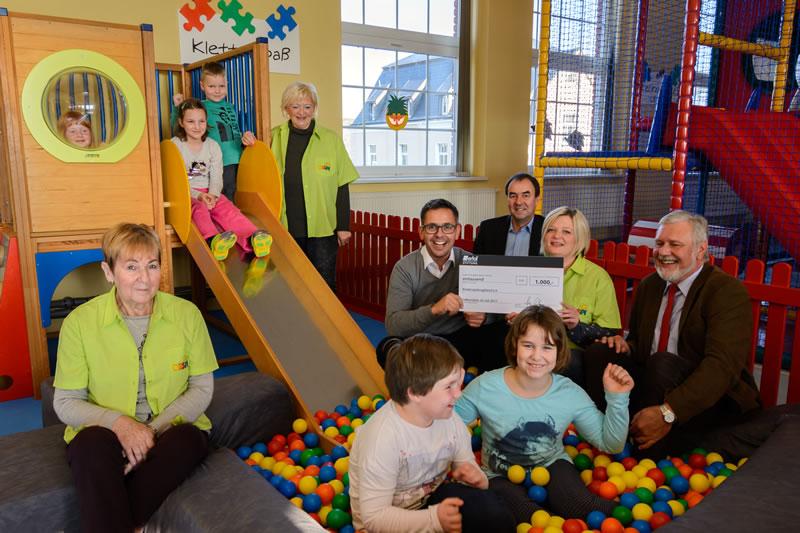 Kispi Erhalt Erfal Stiftungspreis Kispi Kinderspielhaus Grunbach